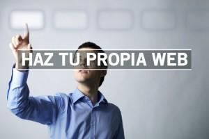 servicio-haz tu propia web